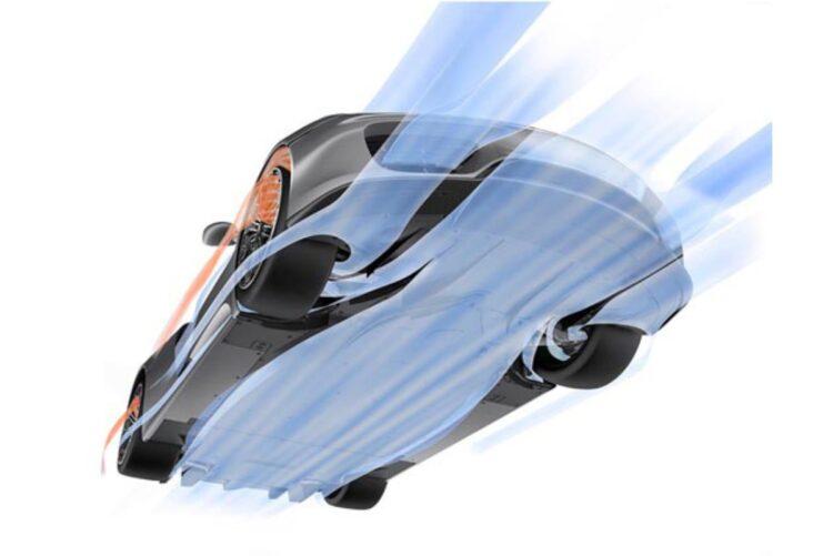 Aerodynamics underbody