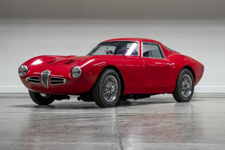 alfa romeo at 2020 Silverstone Auctions NEC Classic Live Online Auction Results