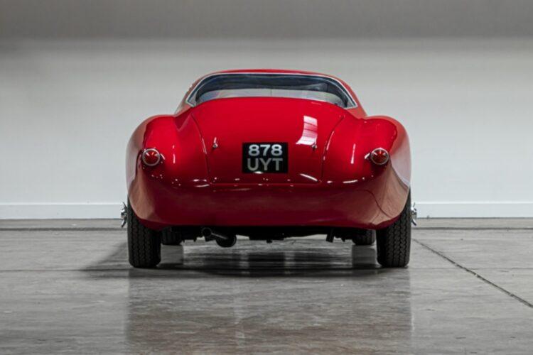 rear of 1953 Alfa Romeo 1900 Speciale