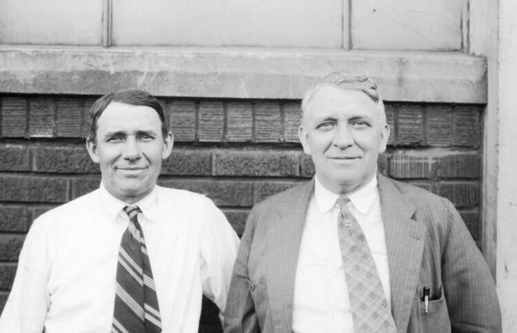 August and Fred Duesenberg
