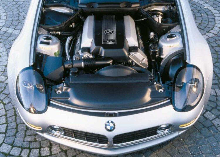 Engine of Alpina