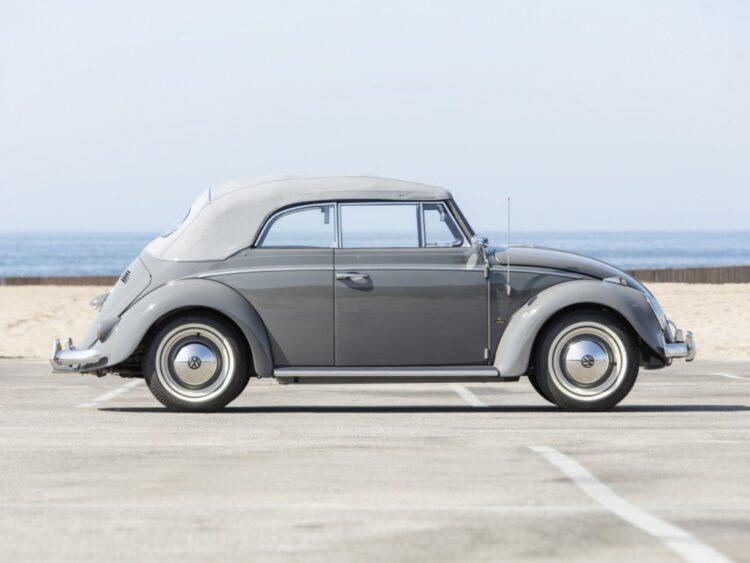 1961 Volkswagen Karmann Beetle Cabriolet