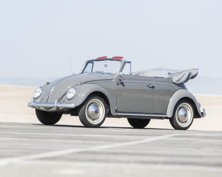 Volkswagen Karmann Beetle Cabriolet