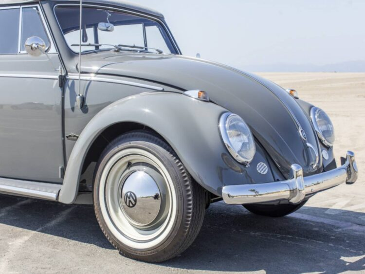 Fenders of Beetle