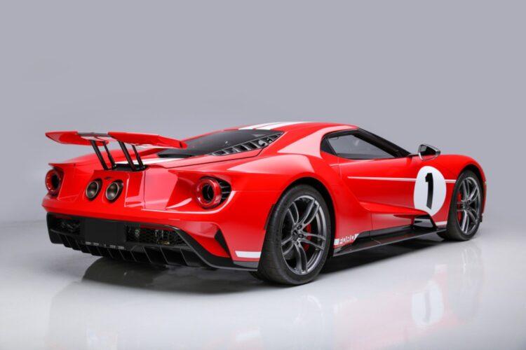Barrett-Jackson 2021 Scottsdale Auction