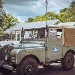 Land Rover Legends Set for Thruxton Circuit in 2021