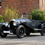 1924 Bentley 3-Liter – The British Star that Dominated Motorsport