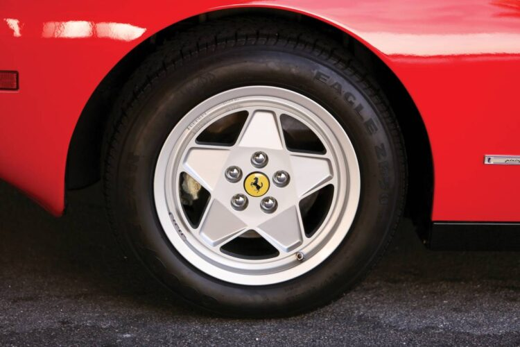Wheel of Testarossa