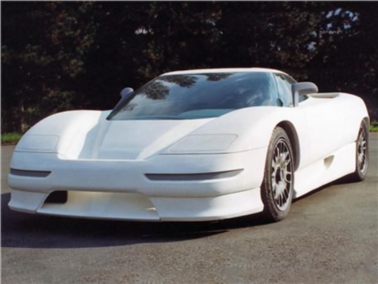 1989 Bugatti EB 110 Proposal (Bertone)