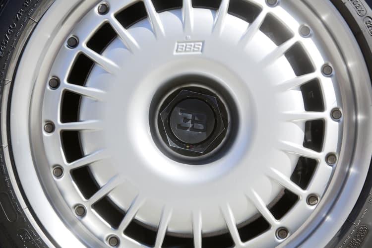 Wheels of EB110