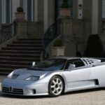 Bugatti EB110- Developed by the Greatest Minds of the Automotive World