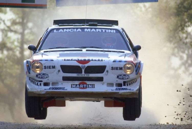 Group B Lancia Delta S4