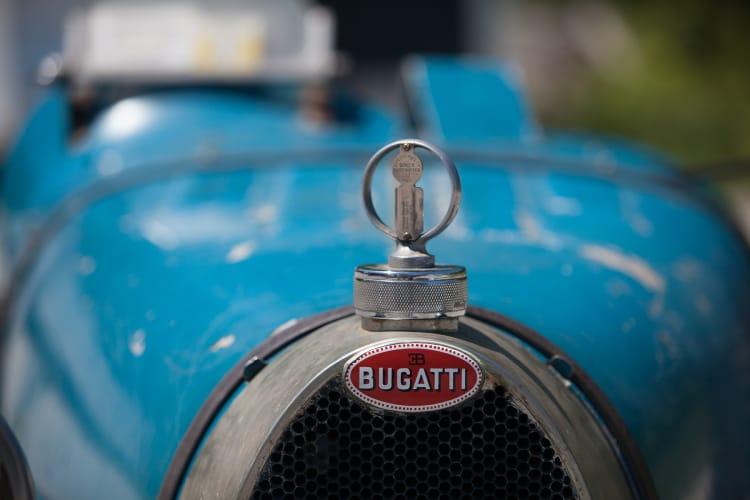 1926 Bugatti Type 37 Grand Prix macaron
