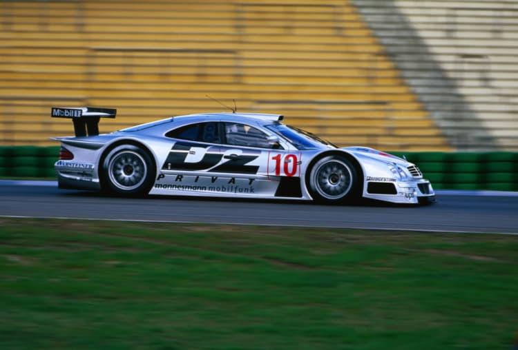 CLK GTR racing