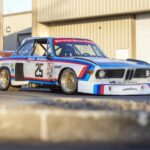 "Winning 1974 BMW 3.5 CSL IMSA ""Batmobile"" to be Auctioned"