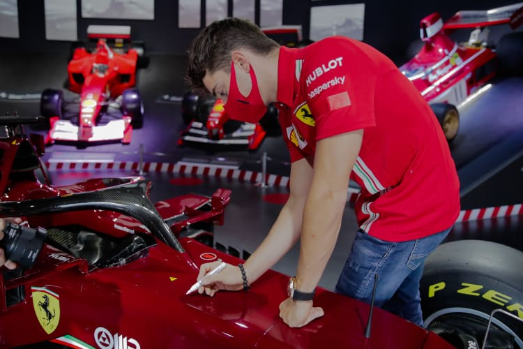 Ferrari SF1000 Show Car