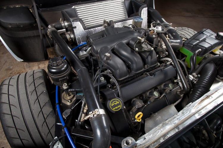 2005 Noble M12 GTO-3R Engine