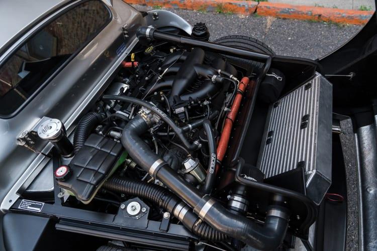 Noble 400 Engine