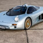 Rare 1993 Isdera Commendatore 112i Set for Auction