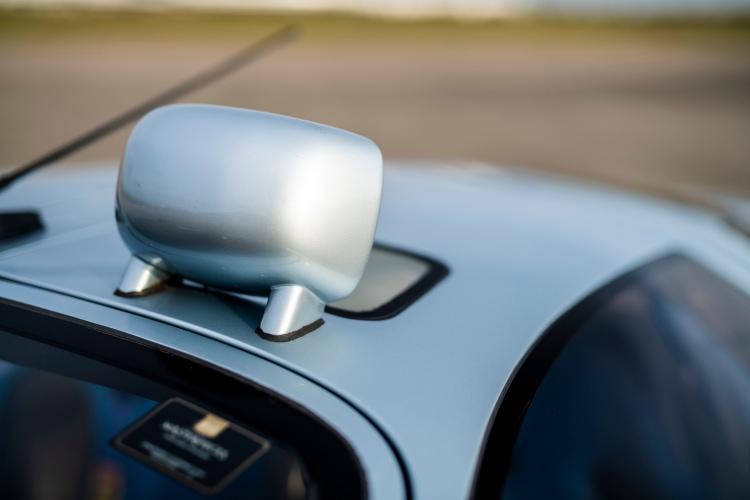 Periscope on car