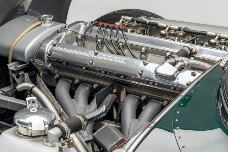Engine of XKSS