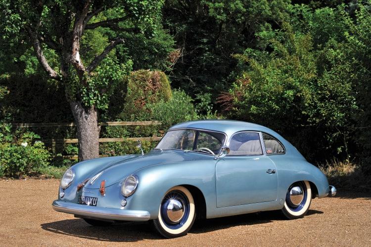 1953 Porche 356 Pre-A