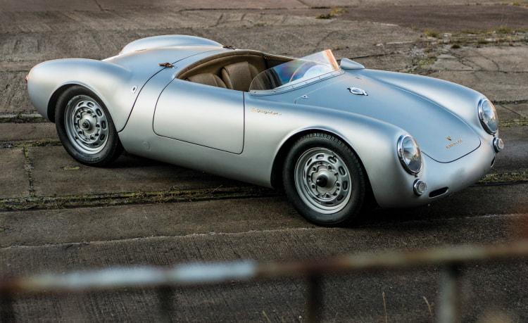1956 Porsche 550 RS Spyder by Wendler