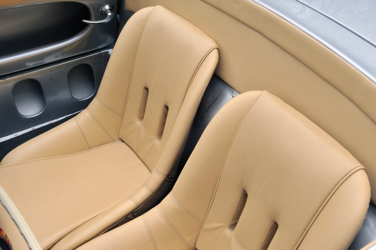 seats of car