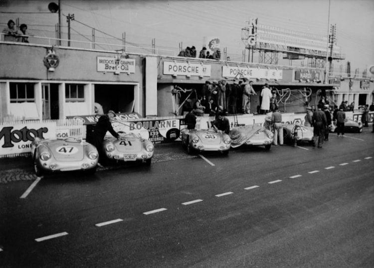 1954 Le Mans