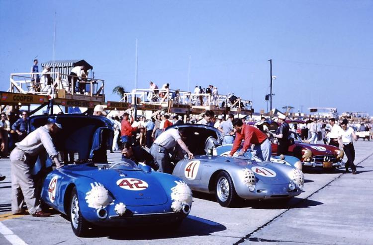 1956 Sebring 12 Hours Grand Pri