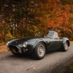 Carroll Shelby's Own 427 Cobra to be Auctioned in January