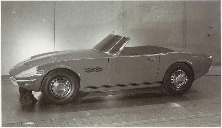 Plan A Datsun 240Z
