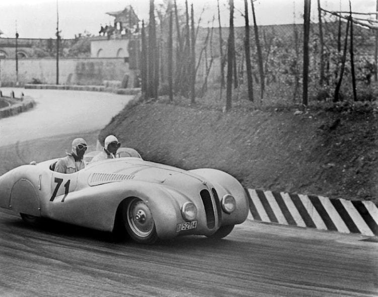 1937 BMW 328 Mille Miglia 'Bügelfalte'