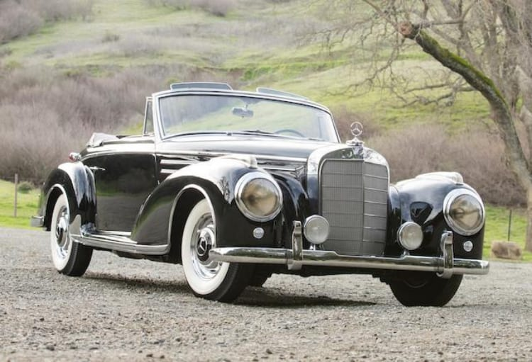 1956 Mercedes-Benz 300SC Roadster