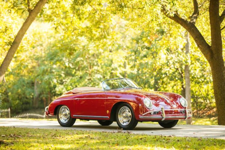 1958 Porsche 356A 1600 T2 Speedster