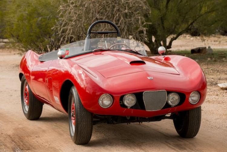 Alfa Romeo-based 6C 2300 Monza Replica