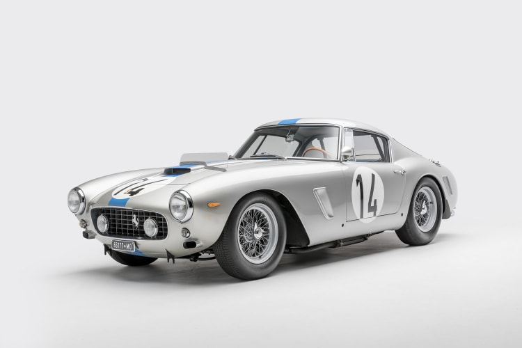 1961 Ferrari 250GT SWB Berlinetta Competition coupe