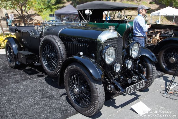 1929 Bentley 4½ Litre