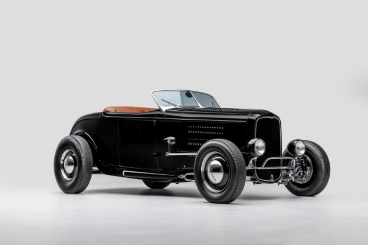 1932 Ford Nickel Roadster Hot Rod