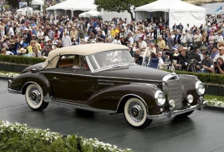 1956 Mercedes-Benz 300 SC Cabriolet