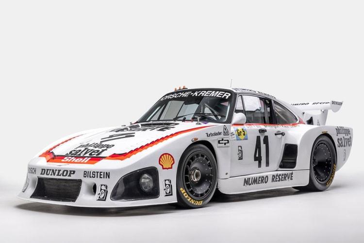 1979 Kremer Porsche 935 K3
