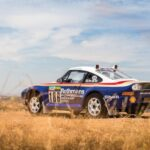 Porsche 959 Paris-Dakar: 1986 Rally Winning Technology