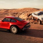 Singer Transforms a 1990 Porsche 911 into a Powerful Off-Road Racer