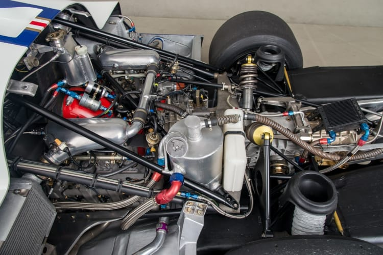 Porsche chassis