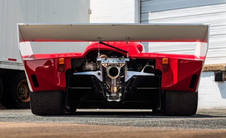 rear of 962