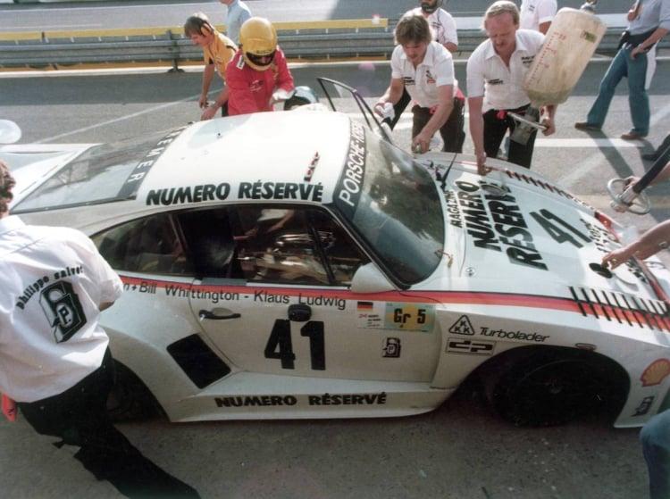 935 K3 at Le Mans