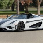 Rare Koenigsegg Regera Revealed for 2021 Scottsdale Auction
