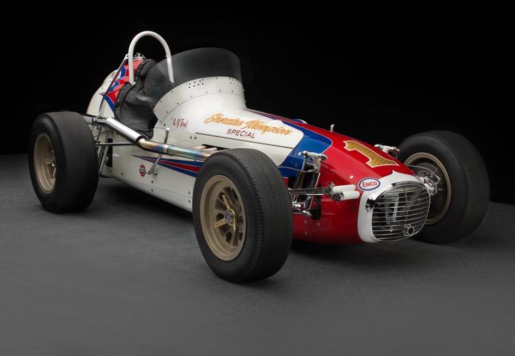 Meskowski Dirt Champ Car
