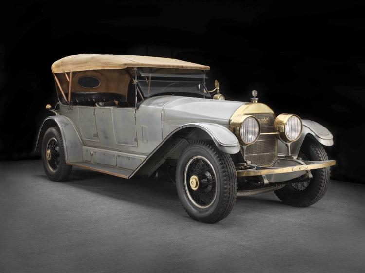 1923 Locomobile Model 48 Series 8 Sportif