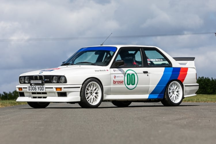 1987 E30 BMW M3 Competition Pack